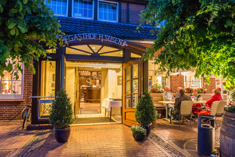 Gasthof und Hotel Rheinischer Hof in Dinklage in Niedersachen