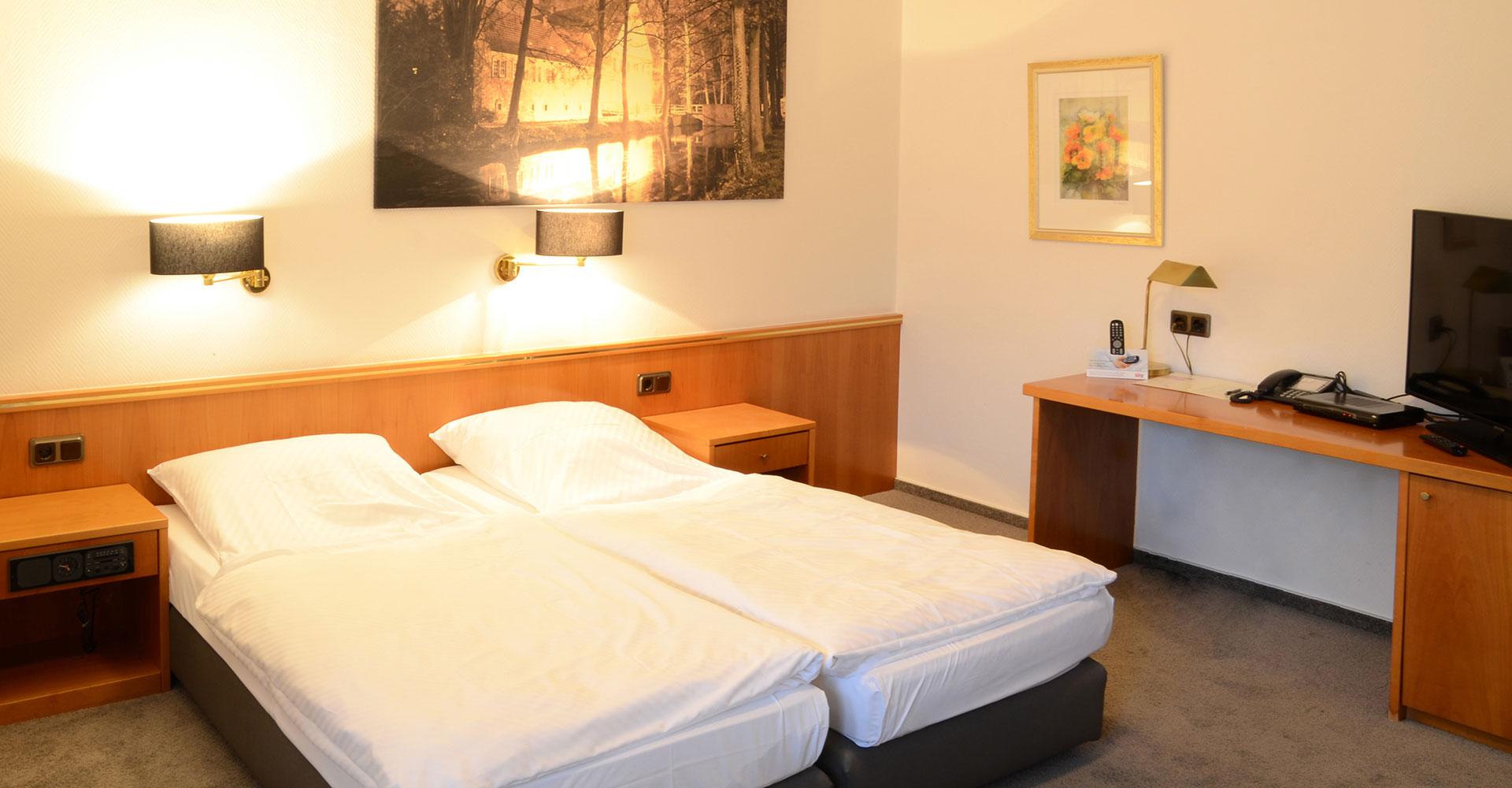 Standard Kategorie im Hotel Rheinischer Hof in Dinklage