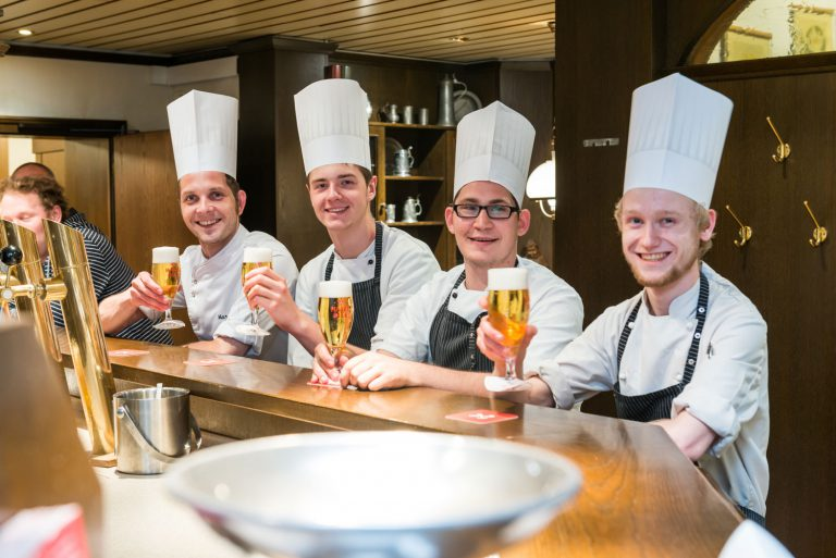 Team des Rheinischen Hof in Dinklage in Niedersaschen