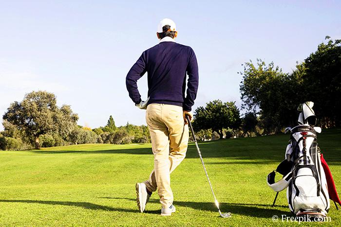 Angebot Golfpaket Wochenende